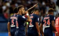 Neymar abrió el camino en la victoria del PSG por la primera fecha de la Liga de Francia.