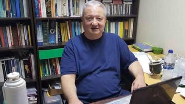 Alfio Zambón es docente de la Universidad de Comodoro Rivadavia. Irá a Rusia por la Conferencia de Química.