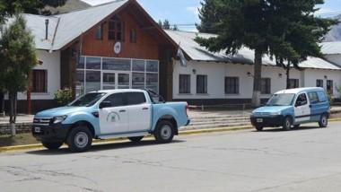 Hostigamiento. El frente de la Unidad 14 de Esquel, el presidio federal con un agente denunciado.