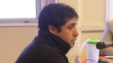 Rosendo Vergara imputado por el homicidio de Mauricio Fuentes.