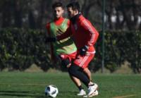 Camilo Mayada sufrió un esguince en la rodilla derecha. Es muy posible que Jorge Moreira sea titular oficialmente tras 10 meses.