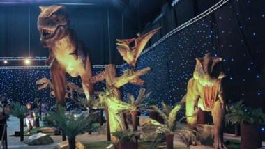 Espectáculo. La muestra presentará  alrededor de 20 dinosaurios robotizados en tamaño real.