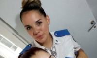 Una mujer, que integra la Policía Bonaerense, se transformó en noticia por un gran gesto.