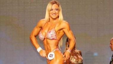 La trelewense Cecilia Manicler volverá a competir a nivel nacional.