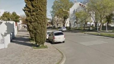 El robo ocurrió en la calle Ecuador al 500