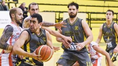 Huracán y Deportivo Madryn animaron la final del torneo Apertura que se definió en un quinto juego.
