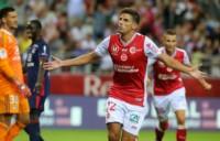 El argentino Chavarría marcó el tanto de Reims, que sorprendió a Lyon.