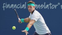 Del Potro, número 3 del mundo, está preclasificado al cuadro de US Open al igual que Schwartzman.