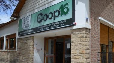 Empresa. La sede de la Cooperativa, que confirmó el incremento.