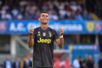 El campeón de los últimos 7 campeonatos en Italia presentó a Cristiano Ronaldo oficialmente.