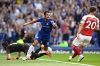 Partido lleno de emociones en Stamford Bridge. Pedro conquistó el primero del
