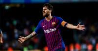 Gol 6000 del Barcelona de Messi. Quince temporadas marcando . Otro récord que destroza desde la 2004/05.
