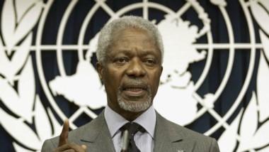 El exsecretario general de la ONU y premio Nobel de la Paz, Kofi Annan, falleció el sábado a la edad de 80 años.