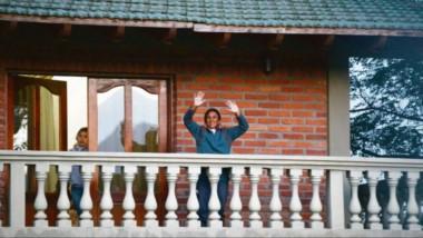 La residencia de El Carmen (Foto) es una propiedad que está a nombre de la luchadora social pero no es su domicilio habitual.