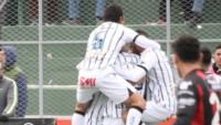 San Martín le ganó 1-0 a Patronato con gol de Bravo. Bértoli desperdició un penal para los visitantes.