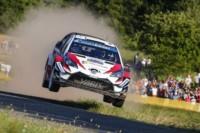Tanak ganó el Rally de Alemania y logró su segunda victoria consecutiva y tercera del año en el WRC.