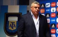 Tapia ocupará un lugar en la FIFA.