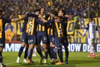 Rosario Central superó 6-0 a Juventud Antoniana y avanzó a la proxima instancia.