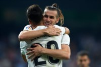Con un Gareth Bale inspirado, Real Madrid no extrañó a Cristiano y venció al Getafe.