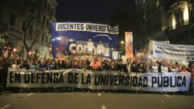 Con este apoyo la Marcha del jueves 13 será aún más numerosa.