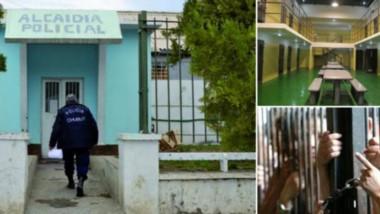 La intervención de la División Drogas de la Policía del Chubut fue en la Alcaidía de Comodoro Rivadavia.