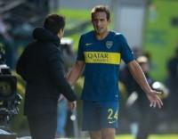 Malas noticias para Boca: Izquierdoz sufrió un desgarro en el isquiotibial izquierdo y estará cerca de 3 semanas afuera de las canchas.