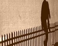 El hecho se registró a las cuatro y cuarto de la madrugada de este jueves, cuando un delincuente ingresó por la reja del frente de una casa.