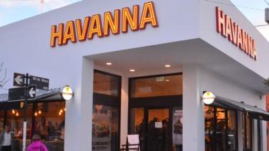 """Bienvenida. Havanna, la famosa franquicia, llegó al """"Pueblo de Luis""""."""