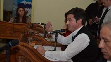 """Explícito. El concejal Pasquini se cansó de las """"injurias"""" de Cambiemos."""