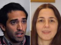 Dúo. Ursino (izquierda) argumentó contra la posición de Mariana Vega.