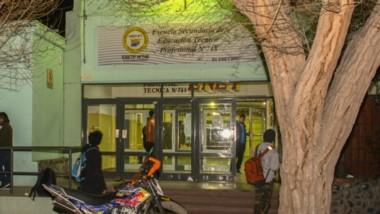 Escenario. Ante un tema sensible, la Escuela y el Ministerio ya tomaron las medidas del caso.