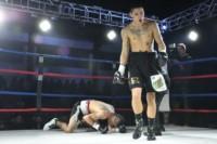 Matías Montesino sumó otro KO en su incipiente carrera como profesional.