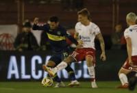 Huracán igualó como local sin goles con Boca, la fecha pasada.