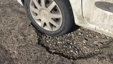Rompe todo. Una imagen que refleja cómo se pueden romper coches.