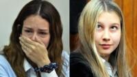 Julieta Silva podría correr con la misma suerte de Nahir Galarza, prisión de 35 años de cumplimiento efectivo. (Foto: Los Andes)