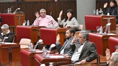 Hoy también habrá una importante actividad, ya que estarán pasando por comisiones el ministro de la Familia y también se espera por la llegada del ministro de Economía, Garzonio.