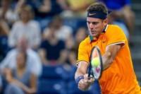 Del Potro pasó sin problemas a la tercera ronda del US Open.