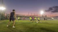 En la mañana de hoy (noche de Japón), Independiente disputó dos amistosos frente a Universidad Kansai en Osaka.