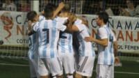 El equipo argentino se impuso con los goles de Álvaro Barreal (Vélez) y Facundo Colidio (Inter de Italia).