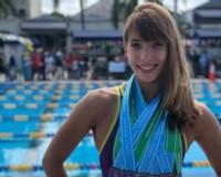 La chubutense Julieta Lema fue confirmada para los Juegos Olímpicos de la Juventus Buenos Aires 2018.