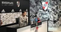 Gallardo respaldó la actitud de Enzo Pérez de pedir disculpas rápidamente.