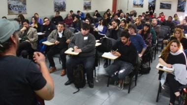Una nutrida agenda compuso la primera jornada de Economía Social en Trelew.