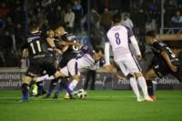 Dálmine se aprovechó de un Temperley inofensivo y es líder de la segunda división del fútbol argentino.