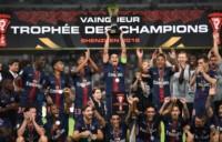 PSG, liderado por un gran Ángel Di María, conquistó la Supercopa de Francia tras golear al Mónaco por un claro 4-0.