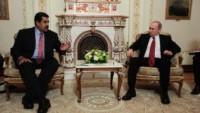 Imagen de archivo de una cumbre entre ambos presidentes. El vínculo Caracas-Moscú siempre ha sido muy sólido, lo que potencia la animadversión norteamericana.
