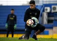 Andrada usará el dorsal número uno de Boca en la Copa Libertadores.
