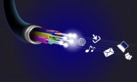 Corte. El daño en la fibra óptica generó múltiples inconvenientes-.