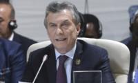 El presidente Mauricio Macri  habló sobre la línea de crédito de ANSES.