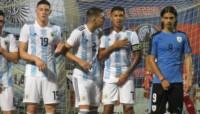 El Sub 20 de Argentina le ganó a Uruguay en los penales y jugará la final frente a Rusia en L'Alcudia