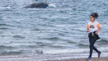 La increíble experiencia de realizar deporte junto a las ballenas.